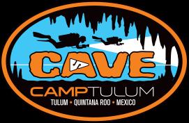 Cavecamp divers logo